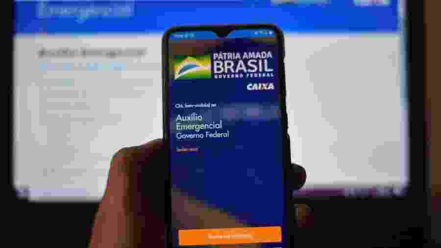Para Roberto Campos Neto, os recursos disponíveis do auxílio podem incentivar o consumo - Caio Rocha/Framephoto/Estadão Conteúdo
