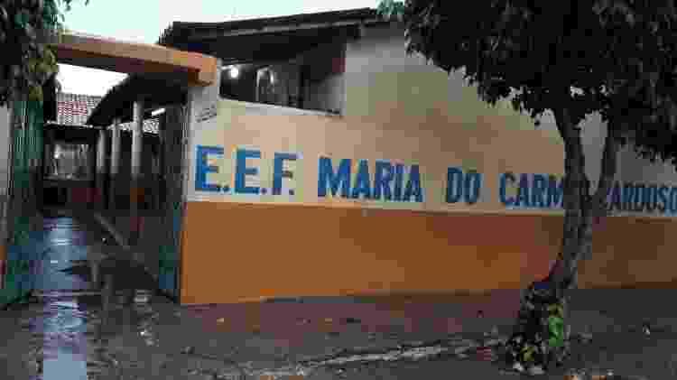 E.E.F. Maria do Carmo Cardoso - Arquivo pessoal - Arquivo pessoal