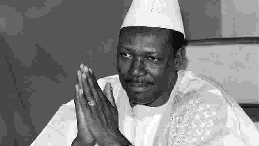 Moussa Traore governou Mali por décadas - FRANCOIS ROJON / AFP