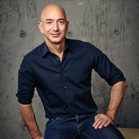 Jeff Bezos, CEO e fundador da Amazon - Divulgação