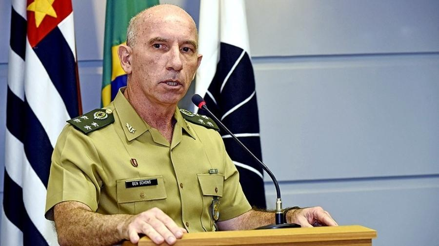 General Décio Luís Schons deve ser o novo comandante do Exército - Divulgação