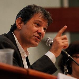 O prefeito de São Paulo Fernando Haddad (PT) - Douglas Pingituro/Brazil Photo Press/Estadão Conteúdo