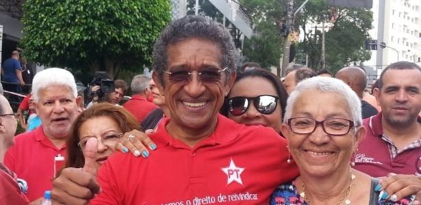 Sindicatos vão realizar atos em defesa da democracia no dia 19, diz Vicentinho - Sérgio Castro/Estadão Conteúdo