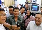 King Rodriguez/Prefeitura de Davao/AFP