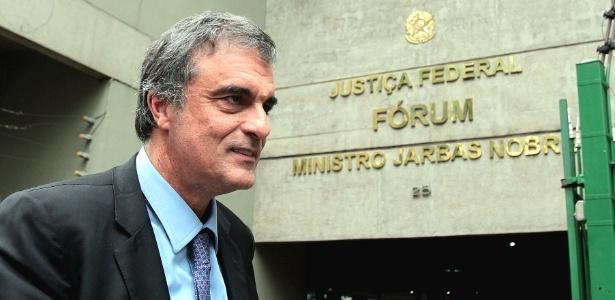 O ex-ministro da Justiça, José Eduardo Cardozo