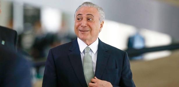 """Temer garante a dono da JBS """"alinhamento"""" com Meirelles - Pedro Ladeira - 24.abr.2017/Folhapress"""
