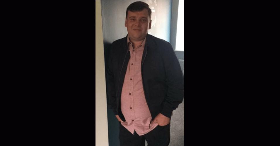 25.mai.2017 - Philip Tron, 32, vítima do atentado em Manchester