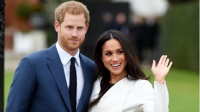 Meghan Markle, noiva de Harry, não será princesa por não ter sangue real