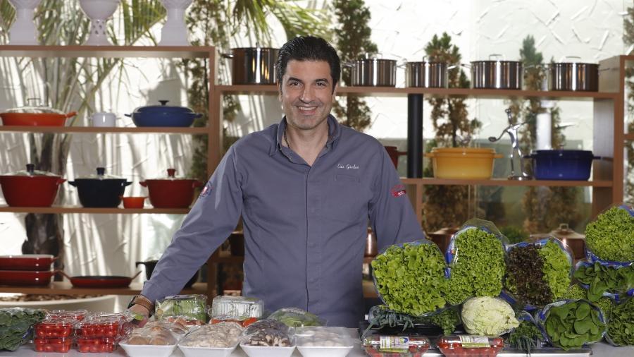 Chef Edu Guedes é o mais novo sócio de rede Saladenha - Divulgação