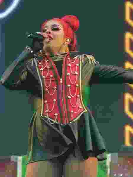 Gloria Groovie em show no Rock in Rio - Marcelo Sá Barretto/Brasil News