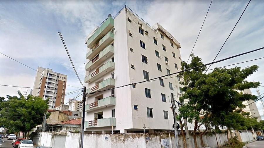 Resultado de imagem para prédio que desabou hoje (15) em Fortaleza