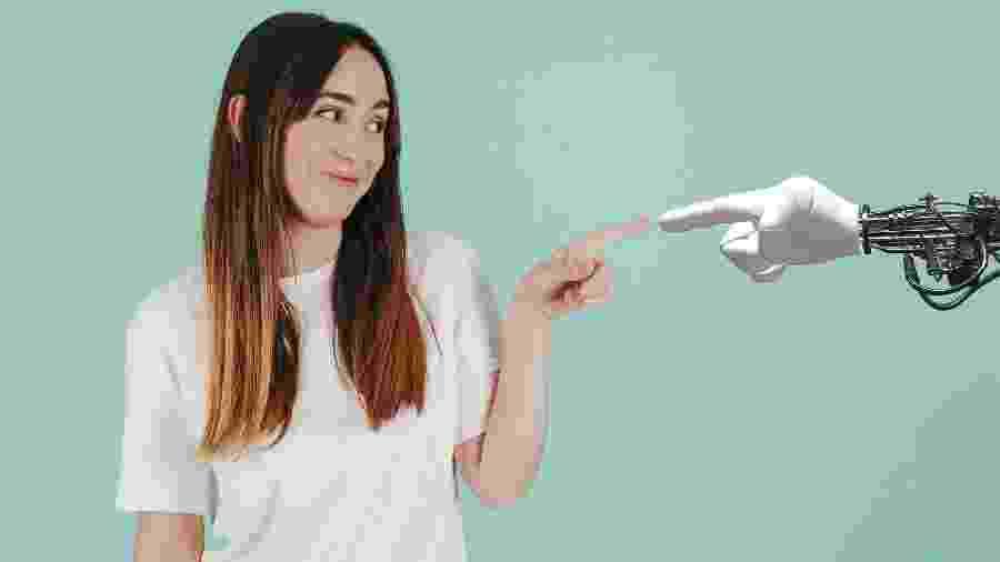 Comunicação é importante para melhorar a relação, e isso vale também para robôs -  Tumisu/ Pixabay