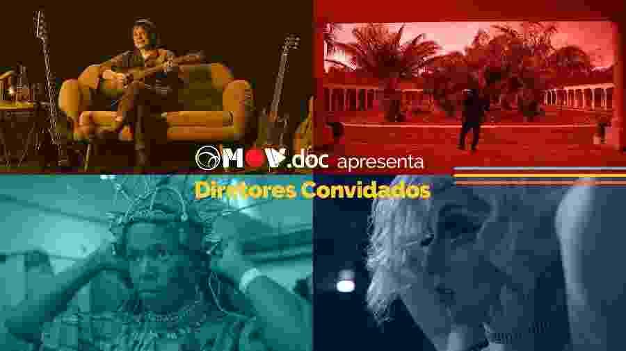 Filmes do selo Mov.doc apresenta Diretores Convidados estreiam a partir de 05 de fevereiro - Reprodução MOV