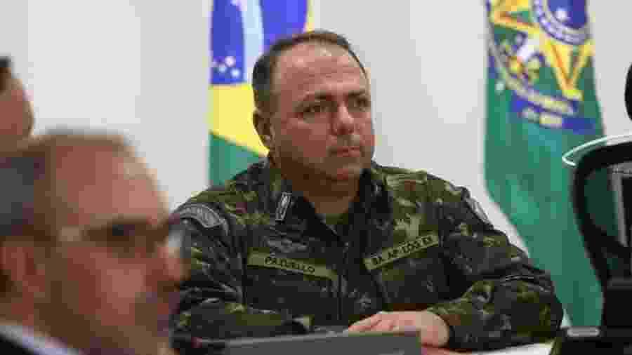 O general Eduardo Pazuello - Valter Campanato/Agência Brasil