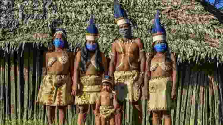 Leticia e o estado do Amazonas não têm muitos habitantes, mas lá está uma população que nos preocupa - AFP - AFP