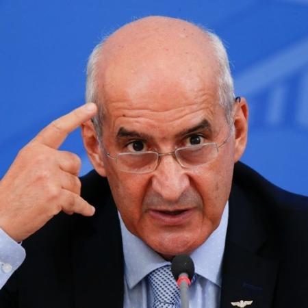 Ministro Luiz Eduardo Ramos, da Secretaria de Governo - Ueslei Marcelino