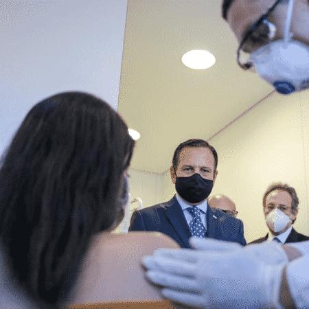 Doria vacina - Divulgação - Divulgação
