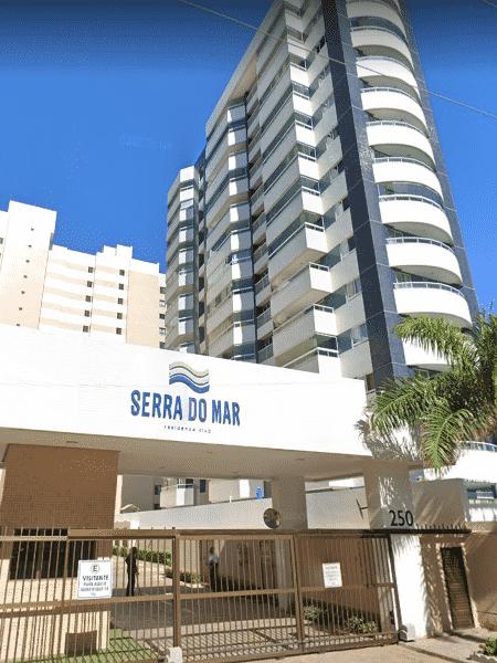 Prédio em Salvador no qual médica caiu do 5º andar; companheiro é suspeito de provocar queda - Reprodução/Google Street View