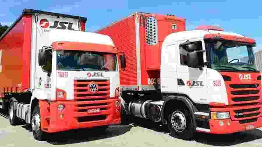 Caminhões da JSL - Divulgação/JSL