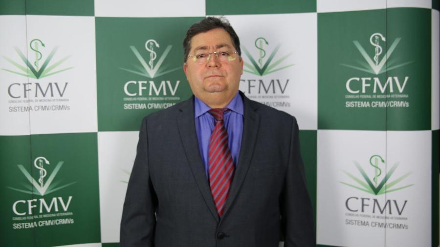 Laurício Monteiro Cruz vai substituir Marcelo Yoshito Wada e terá remuneração de R$ 13,6 mil - Divulgação/CFMV