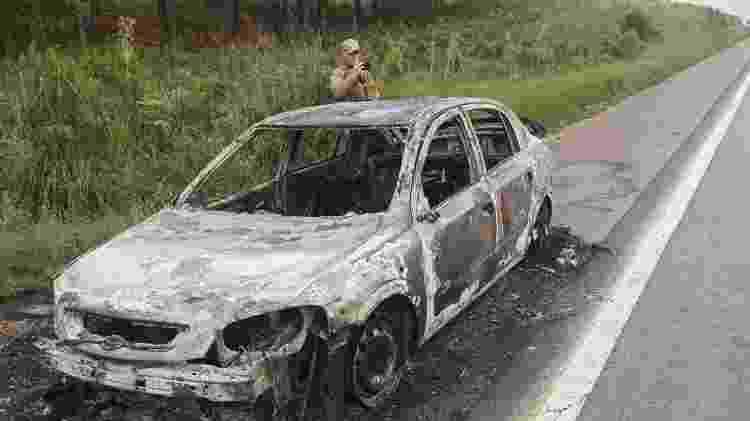 carro - Site Ronda Policial Xanxerê cortesia ao UOL - Site Ronda Policial Xanxerê cortesia ao UOL