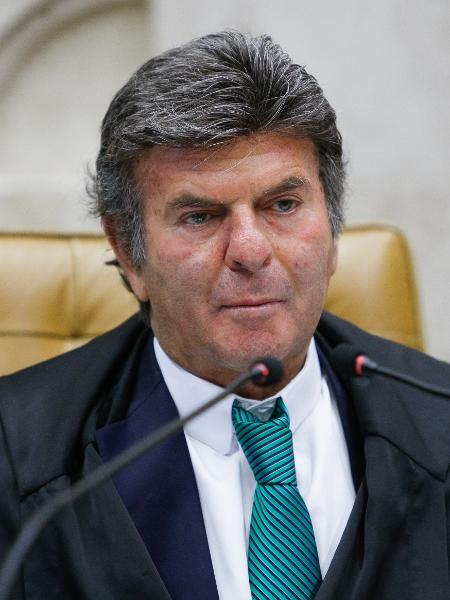 Ministro do STF Luiz Fux - Felipe Sampaio/STF