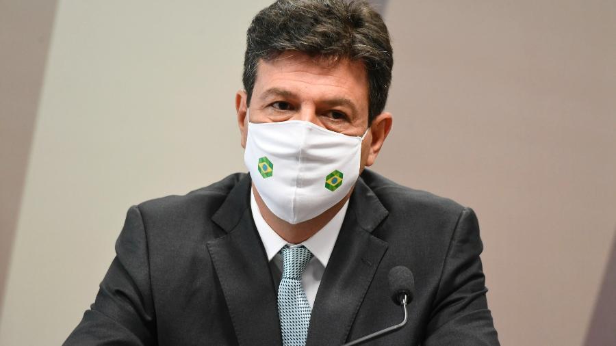 Luiz Henrique Mandetta, ex-ministro e ex-deputado federal, criticou a decisão do Brasil de sediar a Copa América - Jefferson Rudy/Agência Senado
