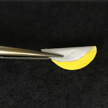 Material nanotecnológico possibilita a liberação lenta do princípio ativo medicinal e poderá ser usado para tratar queimaduras, úlceras e outras afecções cutâneas - Fapesp/Divulgação