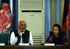 """Opinião: """"Negociarei com o Taleban em qualquer lugar?, diz presidente do Afeganistão - Wakil Kohsur/AFP"""