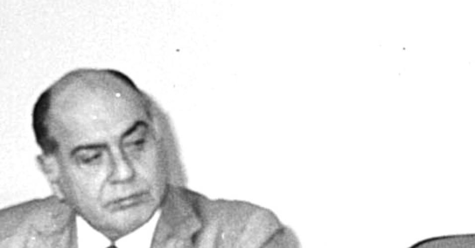 Hélio Garcia, ex-governador de Minas Gerais