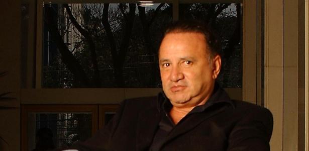 Carlos Alberto Filgueiras, dono do hotel Emiliano