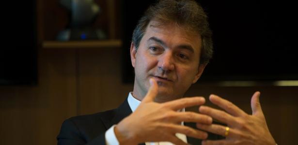 O empresário Joesley Batista, um dos donos da JBS