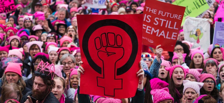 As marchas contra o assédio e pelo direito das mulheres devem marcar as principais capitais do mundo no Dia Internacional da Mulher - Damon Winter/The New York Times