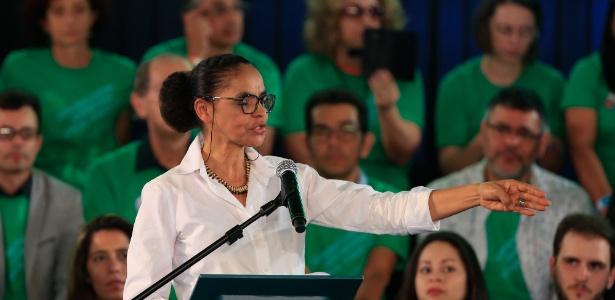 Entre os novos partidos, a Rede de Marina Silva terá 774 candidatos