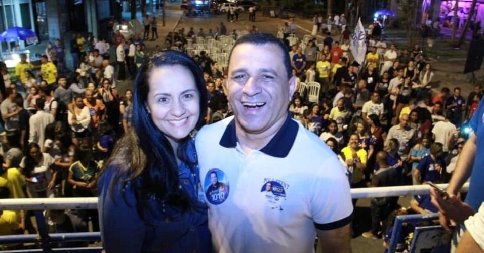 10.out.2018 - Martins Machado (PRB), 52 anos, se tornou o candidato a deputado distrital mais votado em Brasília, com 29.457 votos