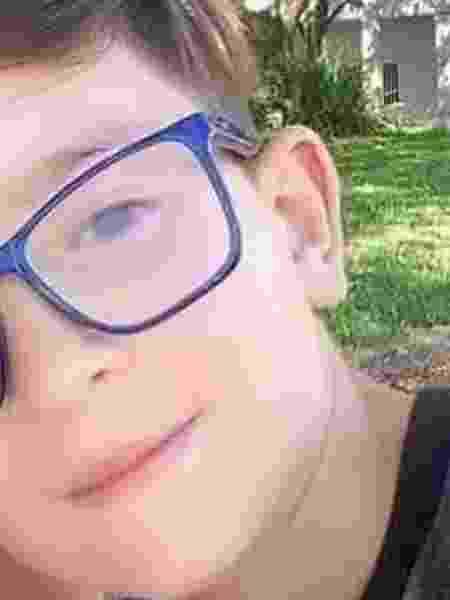 Rafael Mateus Winques, de 11 anos, morto em Planalto (RS) - Divulgação/Arquivo pessoal