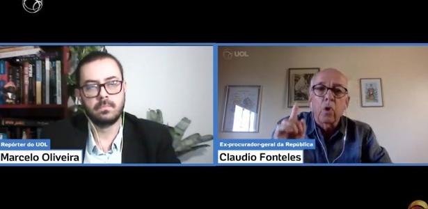 """Fonteles cobra de Aras """"postura coerente com independência funcional"""""""