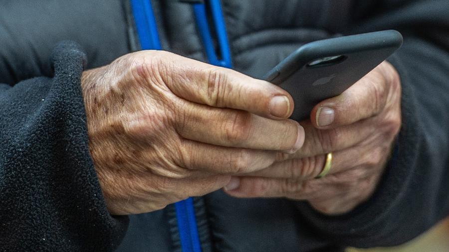 Foram vendidos 9,6 milhões telefones celulares no 2º trimestre no Brasil - Evandro Leal/Agência Free Lancer/Estadão Conteúdo