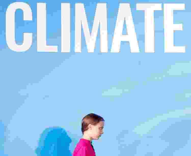 Great Thunberg diz achar que o mundo está passando por 'ponto de inflexão social' - EPA - EPA