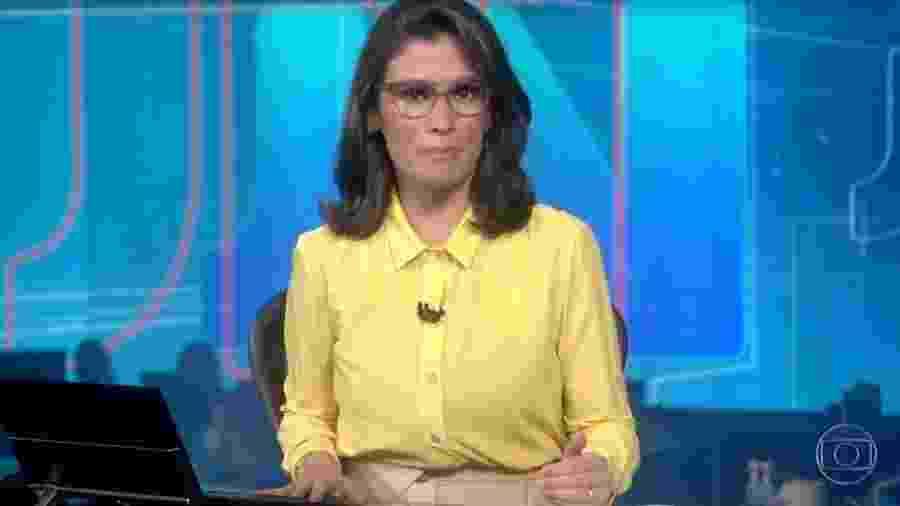 """Globo diz que decisão judicial a favor do senador Flávio Bolsonaro foi """"cerceamento à liberdade de informar"""" - Reprodução/TV Globo"""