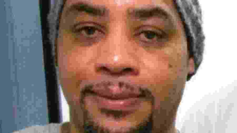 Orlando Hall, de 49 anos, foi condenado à pena de morte por sequestrar, estuprar e enterrar viva uma jovem chamada Lisa Rene  - Reprodução/Attorneys for Hall