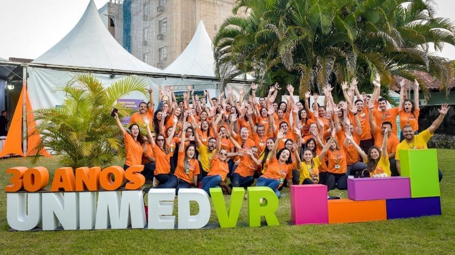 Funcionários da Unimed Volta Redonda: 63% avalia a gestão do CEO Luiz Paulo Tostes Coimbra como excelente - Divulgação/Unimed Volta Redonda