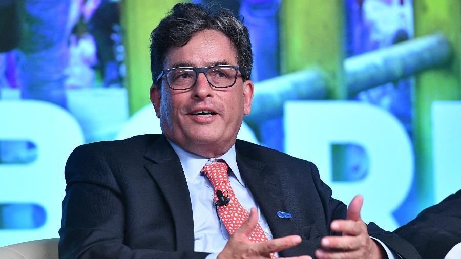 O ex-ministro da Fazenda colombiano Alberto Carrasquilla em foto de 2019 - Mandel Ngan/AFP