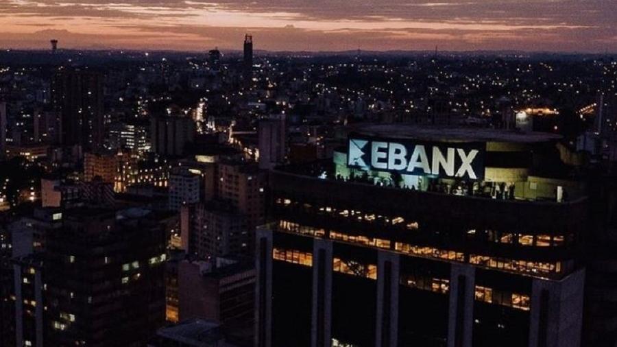 A empresa brasileira de pagamentos Ebanx que recebeu um cheque de US$ 430 milhões (R$ 2 bilhões) da Advent - Reprodução/Instagram/@ebanxlife