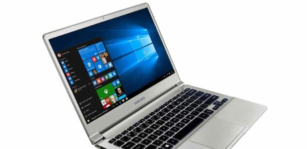 Notebook Style S50 da Samsung