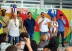 """""""Até o cafezinho já está chegando frio"""", diz Paes após eleição no Rio - Paula Bianchi/UOL"""