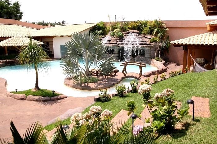 Eros Motel de Goiás está em segundo lugar no ranking de motéis mais caros do país, segundo o Guia de Motéis