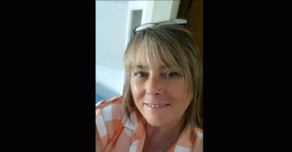 25.mai.2017 - Wendy Fawell, 50, vítima do atentado em Manchester
