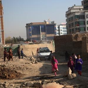 Crianças no Afeganistão: país ainda sofre com atos de terrorismo