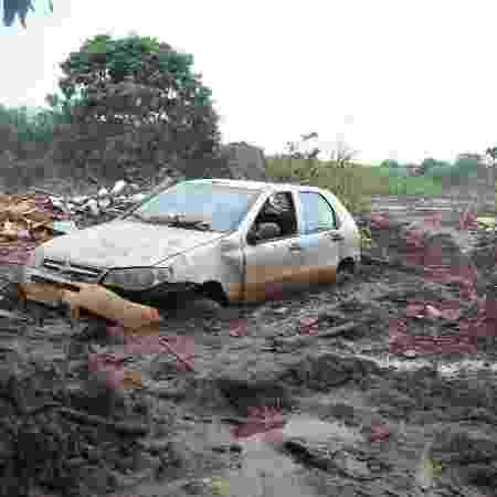 21.02.2019 - Trabalho de buscas após o rompimento da barragem da Vale em Brumadinho (MG) - Diogo Antunes/Estadão Conteúdo